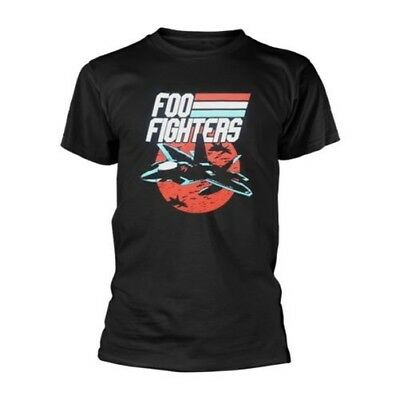 Foo Fighters - Chorros Negro Nuevo Camiseta
