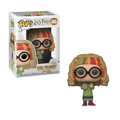 Funko Pop Harry Potter 86 Harry Potter 42192 Professor Sybill Trelawney