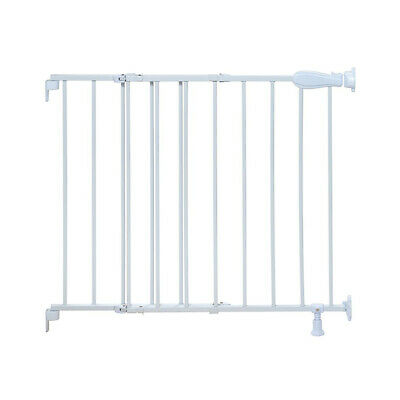 Summer Infant Top of Stairs Simple to Secure Adjustable 42 Inch Metal Baby Gate