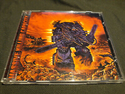 Dismember ‎– Massive Killing Capacity CD