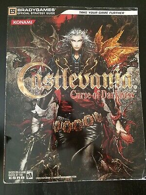 Castlevania Curse Of Darkness Official Strategy Guide Ps2 Bradygames