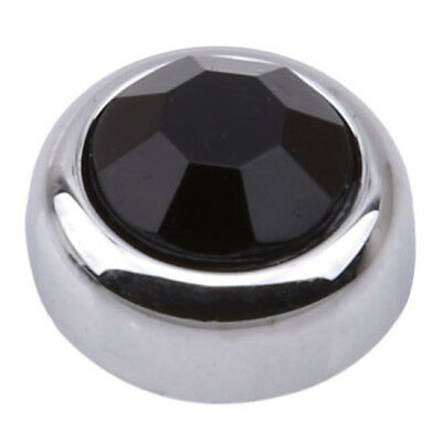Crystal Faux Diamond Car Air Vent Outlet Ring Cover Sticker Decals Decor  CB