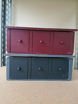 Decorative Wood Corner Drawers