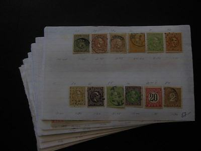 EDW1949SELL : NETH INDIES Comprehensive Mint & Used collection Better Cat