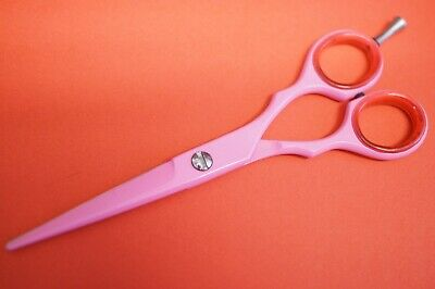 New Professional Pet Dog Grooming Scissors New Scissors cat Grooming 5.5' PINK!