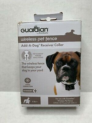NEW! Guardian/Petsafe Wireless Fence Receiver Dog Collar, FREE SHIPPING