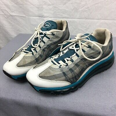 NIKE AIR MAX 95 2013 Dynamic Flywire 599300 666 Men's Size