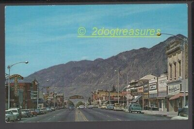 Brigham City Ut Utah Downtown Old Cars Stores Much More Box Elder County