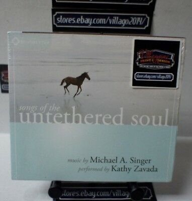 Songs of the Untethered Soul - Michael A. Singer NEW CD DIGI FREE SHIPPING!!