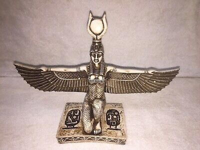 RARE ANCIENT EGYPTIAN ANTIQUE USHABTI Shabti Pharaonic Statue 1850-1420 BC