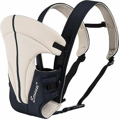 Ecosusi Classic Front and Back Baby Carrier Brand New Free Shipping
