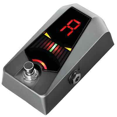Korg PitchBlack Guitar Tuner- Limited Edition Matte Grey - B Stock
