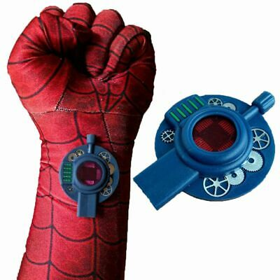 1Pcs Spider-Man Far From Home Web Tireur Shooter Halloween Cosplay Props Decor