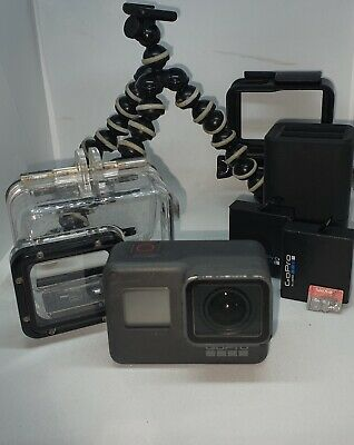 GoPro Hero 5 Black Edition And Accessories