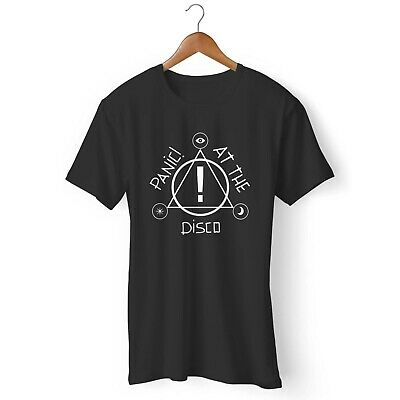 Panic At The Disco Logo Men's Tshirts