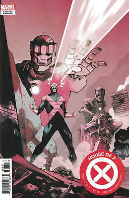 House of X #1 1:10 Mike Huddleston Variant 2019 Cyclops Sentinel X-Men