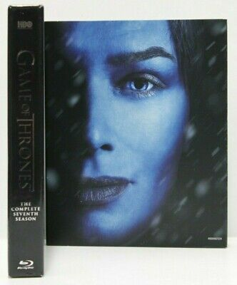 Game of Thrones: The Complete Seventh Season (Blu-Ray) Free Shipping No Digital