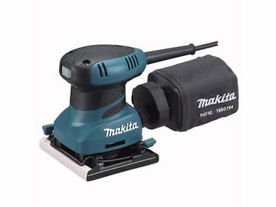 MAKITA BO4556 240v FINISHING PALM SANDER - NEW!