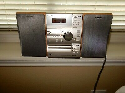 Rare Sony HCD-CP11 Micro System Working Very Good Condtion