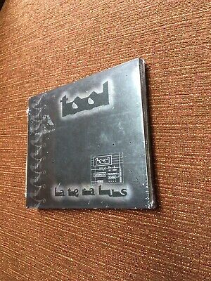 tool lateralus cd New Volcano Records First Print Error Lateralis