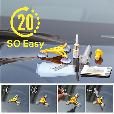 Glass Corrector Set (BEWARE OF NON ORIGINAL LOWER PRICES) Free Shipping