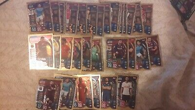 Match Attax 2019/20 Full Set Club Legends, Centurion, Hat Trick, Record Holders