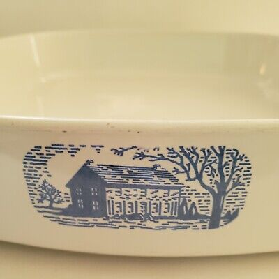 """Corning Ware Microwave Browning Skillet """"Made Expressly for the Amana Radarange"""""""