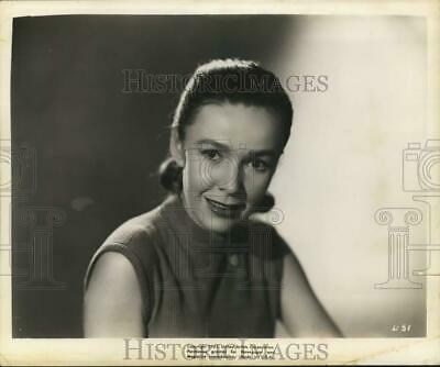 1951 Press Photo Actress Mary Anderson - syx02542