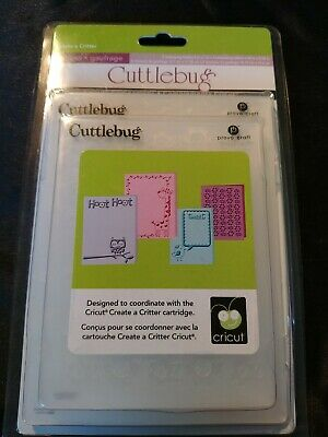 2001054 Cuttlebug Embossing Set Paper Lace 2-4 pieces