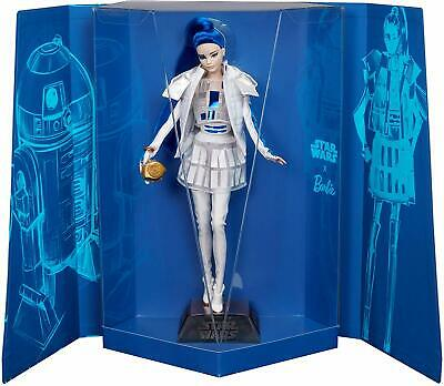 Barbie Star Wars R2-D2 Doll Stand A New Hope Limited Edition *PREORDER CONFIRMED