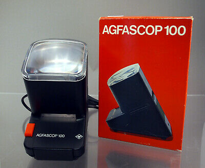 Agfascop 100 Diabetrachter Slide viewer - 32566