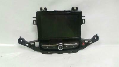 DISPLAY SCREEN Vauxhall Astra  - NCS1193074 - 512007444