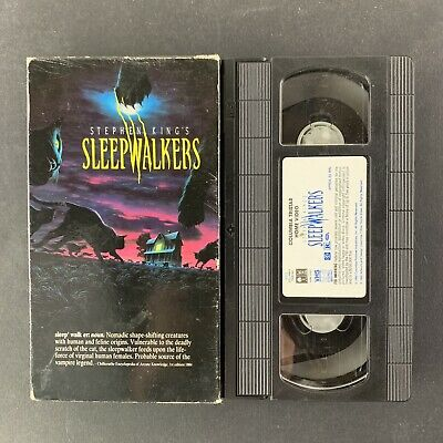 Sleepwalkers (VHS, 1992, Closed Captioned)