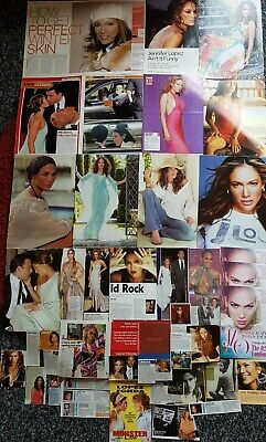 Jennifer Lopez - Magazine Cuttings/Flyers/Adverts/Posters