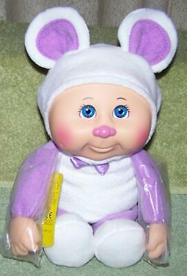 "Cabbage Patch Kids Collectible Cuties Woodland Friends Millie Mouse 9.5"" NWT"