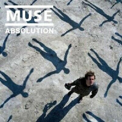 """Muse """"Absolution"""" Cd New!!"""