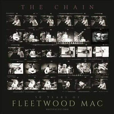 Chain The 50 Years Of Fleetwood Mac by P. Chrisp 9781912332090 | Brand New