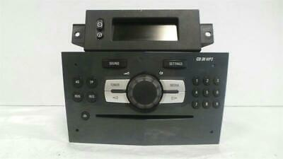 CD PLAYER Vauxhall Corsa Stereo Head Unit  & WARRANTY - NCS1194752 - 13407101
