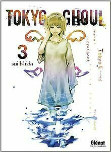 Tokyo ghoul Vol.3 by Sui Ishida | Book | condition very good