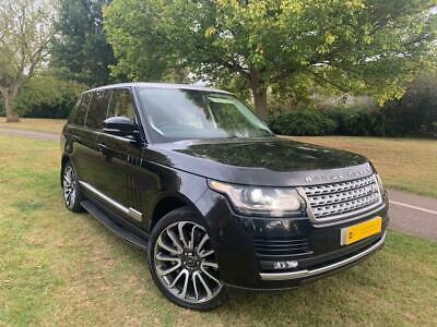 2013 Land Rover Range Rover 3.0 TD V6 Vogue SUV 5dr Diesel Auto 4WD (s/s)