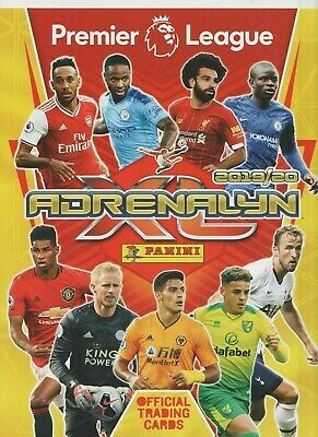 Panini Premier League Adrenalyn 2019/20 19 Or 20 Card Team Sets