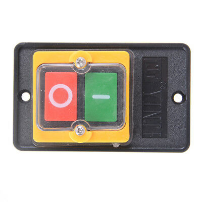 10A 380V KAO-5 WaterProof ON/OFF Push Button Motor Machine Drill Switch Hot HDNR
