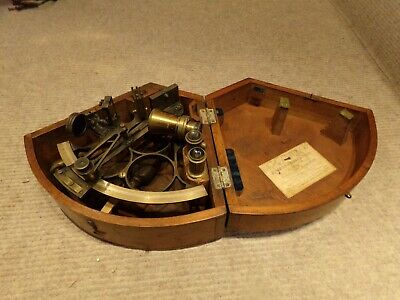 sextant w.f cannon