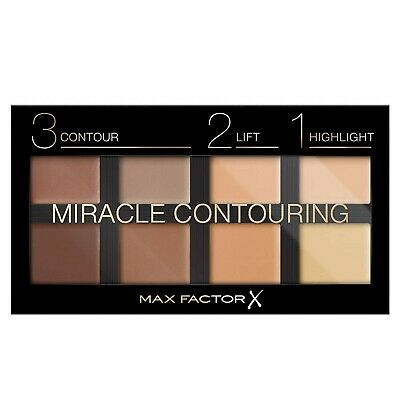 Max Factor Miracle Contouring Palette Contour, Lift & Highlight 30g