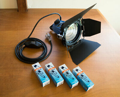 ARRI Arrilite 750 Plus Tungsten Open Face Light w/ Barn Doors