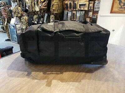 """North Face Basecamp Rolling Thunder Wheel Duffel Bag Luggage, 33""""  A3"""