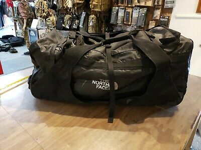 North Face Basecamp Rolling Thunder Wheel Duffel Bag Luggage,