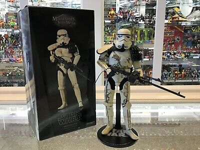 Sideshow  Collectibles - Militaries Of Star Wars - Sandtrooper - 1:6 - Mib