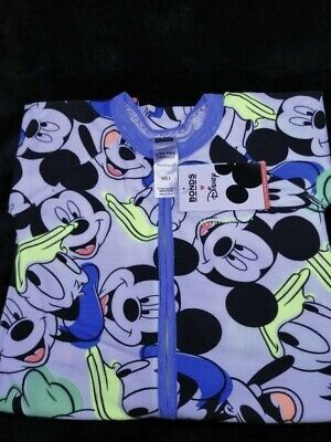 "Bonds Disney Zippy Wondersuit Bnwt - ""Mickey An The Boys"" -Size 3"