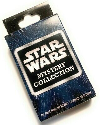 Disney Parks Star Wars Mystery 2 Pin Box Collection Sealed - NEW